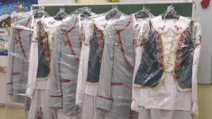10 национальных костюмов для выступлений в подарок получил вокальный коллектив «Мемория»