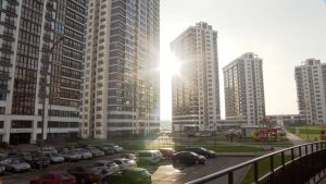 Рождественская акция на квартиры в жилом комплексе Minsk World