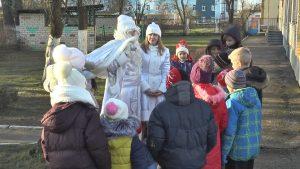 К акции «Наши дети» присоединился коллектив Лидского филиала Гродненского облпотребобщества