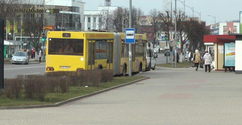 О работе городского и пригородного общественного транспорта в дни рождественских праздников