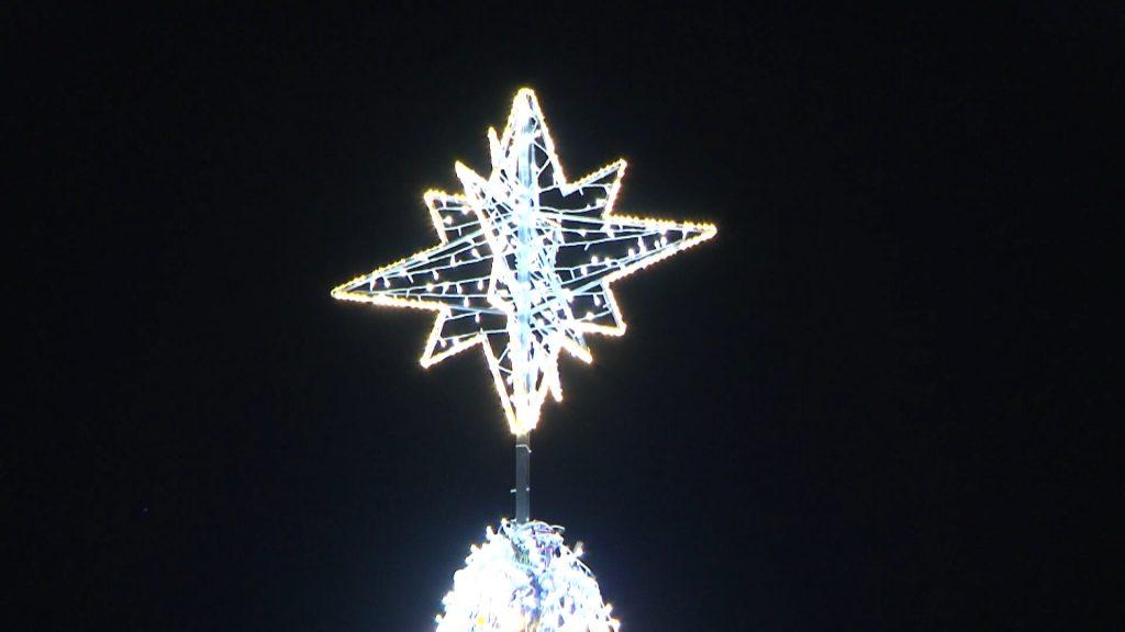 Новогодняя ночь в Лиде прошла без происшествий