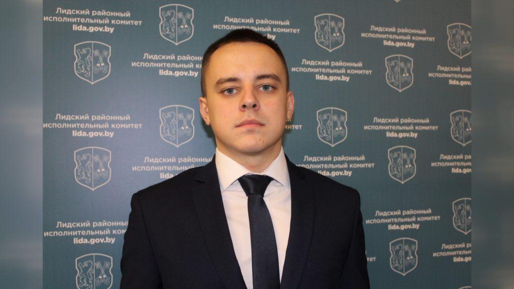 Управление торговли и услуг Лидского райисполкома в январе возглавил Олег Кривец