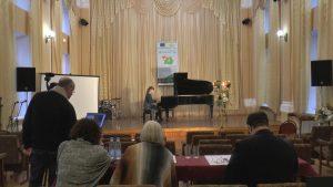 В Лиде прошел Международный фестиваль-конкурс межкультурного взаимодействия имени Станислава Монюшко