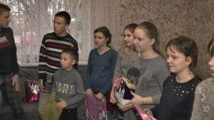 Благотворительная акция «Наши дети» на Лидчине еще не завершена