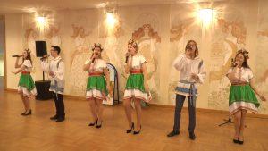 В Лидском Дворце культуры прошло первое мероприятие, приуроченное Году народного единства