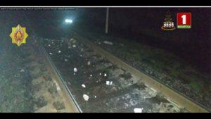 Возбуждено уголовное дело по факту умышленного приведения в негодность железнодорожных путей в Лиде