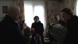 Бывшему директору березовского стеклозавода «Неман» Анатолию Жигало - 80