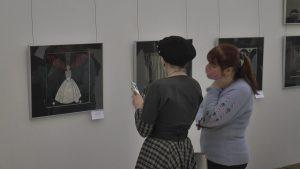 Выставка «Международная лаборатория искусства» открылась в историко-художественном музее