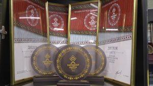Продукция лидских предприятий отмечена в шести номинациях Премии «Народная Марка»