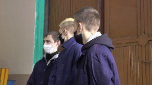 Сергей Ложечник ознакомился с работой лицея мелиоративного строительства