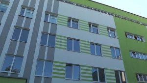 В хирургическом корпусе Лидской центральной районной больницы вновь работают строители