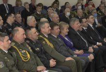 В Лиде прошли торжественные мероприятия, посвященные Дню защитников Отечества