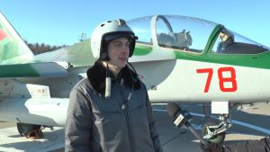 Дмитрий Антыменюк осуществил свою школьную мечту и стал летчиком