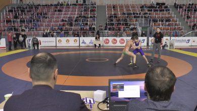 В Лиде прошел Международный турнир LidaOpen по греко-римской борьбе