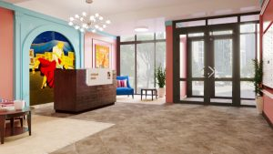 Квартиры и коммерческие помещения в комплексе Minsk World