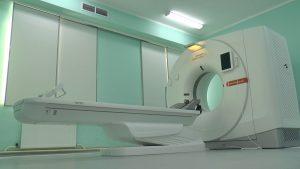 В Лиде открыли новый кабинет компьютерной томографии