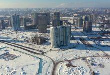 В комплексе Minsk World квартиры в новых домах для продажи