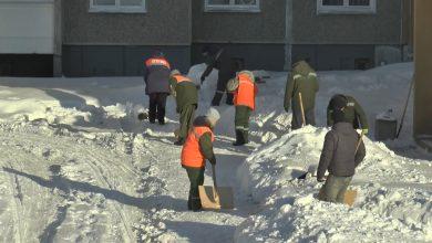 Лидские работники ЖКХ работают в усиленном режиме