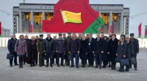 Всебелорусское народное собрание проходит в Минске