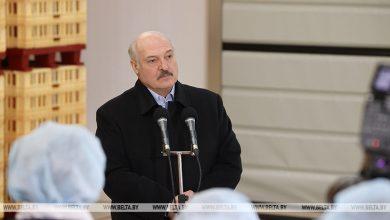 """Лукашенко о """"Молочном мире"""": для меня посещение таких предприятий если не праздник, то воодушевление"""