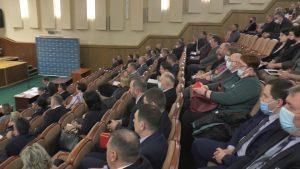 О итогах VI Всебелорусского народного собрания шла речь на заседании Совета директоров организаций Лидского района