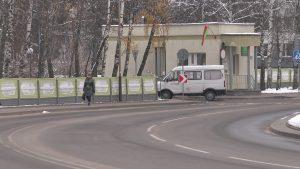 С 23 февраля Лидская больница работает как межрайонный специализированный центр ковидного профиля