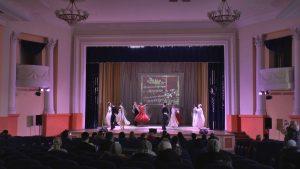 Районная праздничная программа состоялась сегодня в Лидской детской школе искусств