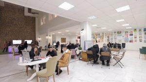 Минус 60 евро от цены квадрата в Minsk World