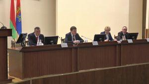 В Лидском райисполкоме подвели итоги работы за 2020 год
