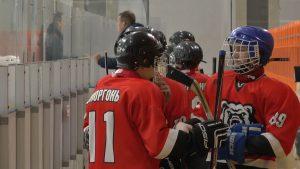 Определились четыре финалиста областного этапа соревнований по хоккею «Золотая шайба»