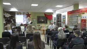 В Лидском историко-художественном музее организовали встречу поколений