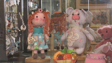 Лидский отдел ремесел приглашает посетить выставку «Жанчына-чараўніца»