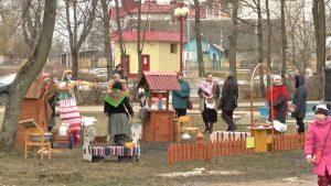 В Березовке проводили зиму и встретили весну