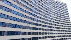 В Minsk World возводят Международный финансовый центр
