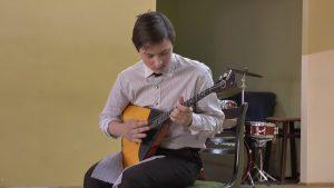 В Лиде прошел областной этап конкурса исполнителей на народных инструментах