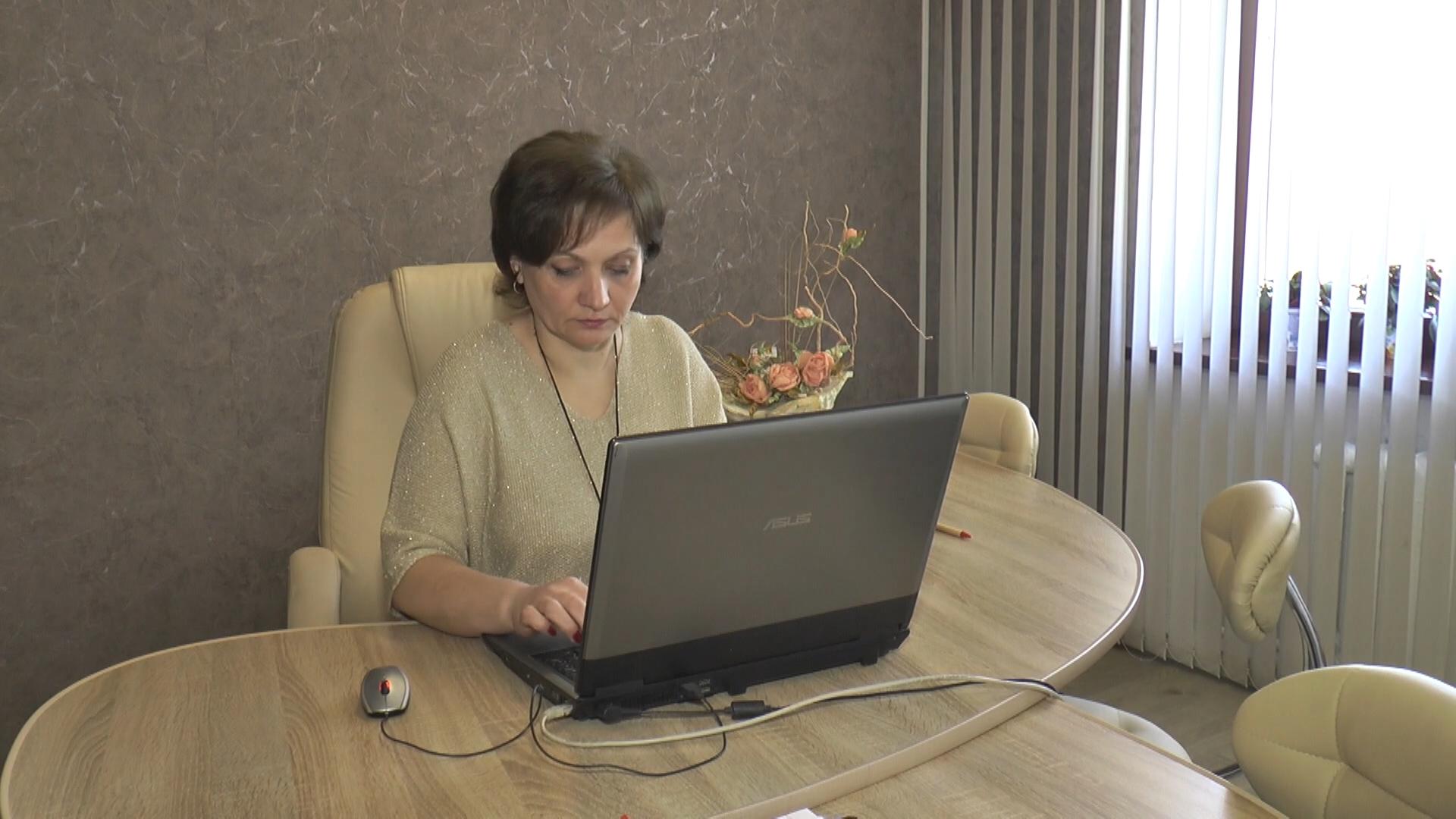 Директор Лидского районного территориального центра социального обслуживания населения Татьяна Петух – победительница Республиканского конкурса «Женщина года-2020».
