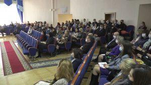Итоги работы за 2020 год подвела Лидская районная организация «Белая Русь»