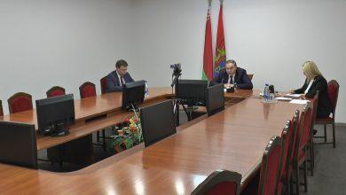 «Прямую телефонную линию» в Лиде провел Владимир Караник