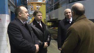 Лиду посетил Помощник Президента Беларуси - инспектор по Гродненской области Юрий Караев