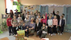 В Лиде открылась Неделя детской и юношеской книги
