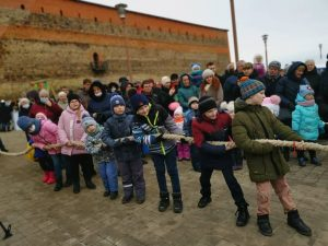 Лидчане провели зиму.
