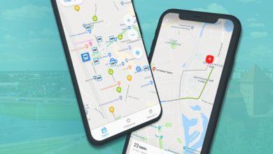 Общественный транспорт Лиды теперь онлайн – в бесплатном мобильном приложении «Транспорт.BY».