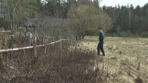 Работники МЧС и лесного хозяйства мониторят ситуацию на Лидчине