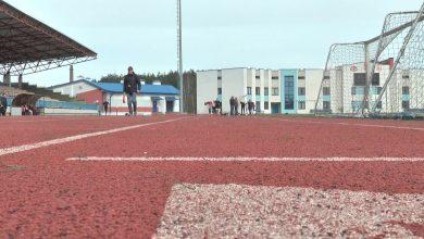 Представители учреждений образования Лидчины приняли участие в районной спартакиаде