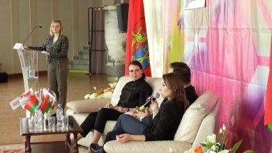 Лидский райком БРСМ провел «открытый диалог» «Беларусь: вчера, сегодня, завтра»