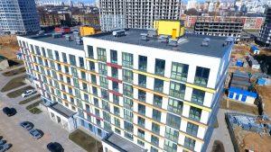 Весна и новая акция на квартиры в многофункциональном комплексе Minsk World