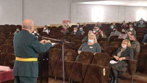 В трудовых коллективах региона прошел единый день информирования населения