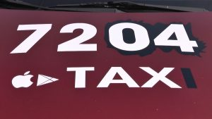 Сервис такси 7204 всегда рад новым клиентам