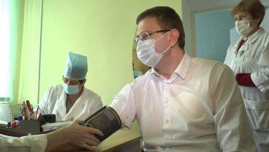 Вакцинация против коронавируса продолжается