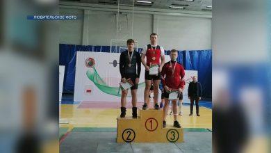 Лидские тяжелоатлеты завоевали три медали на республиканских Олимпийских днях молодежи